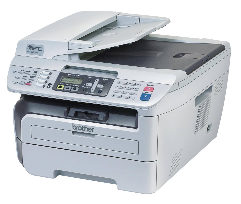 скачать драйвера на бразер принтер 7057р