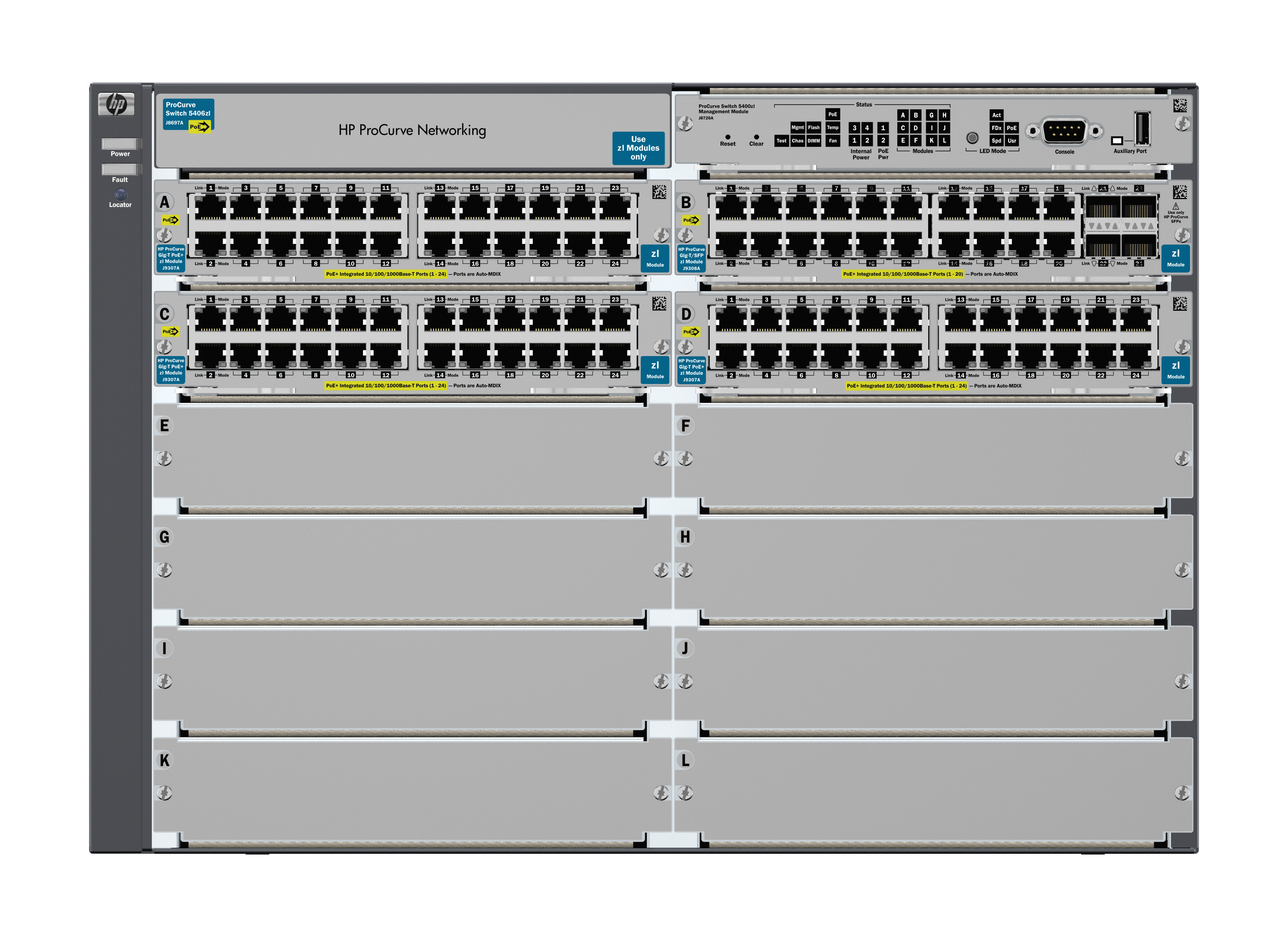 Hp Procurve Switch Zl
